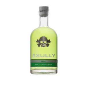 Skully Smooth Wasabi Gin 70 cl