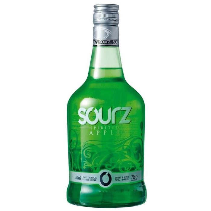 Sourz apple 70 cl