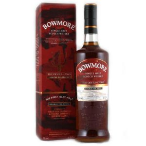 Whisky Malt Bowmore devil's cask