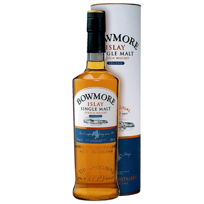 Whisky Bowmore legend 70 cl