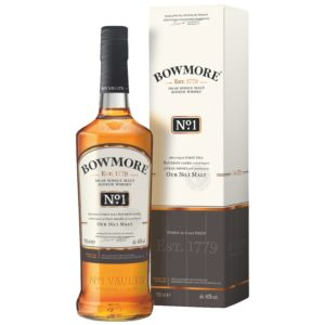 Whisky Malt Bowmore No 1 70 cl