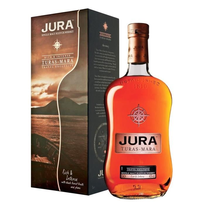 Whisky Malt Isle of Jura Turas Mara 100 cl
