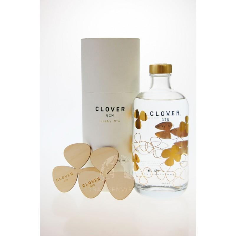 Clover lucky No 4 50 cl