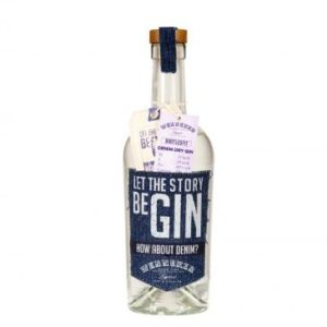 Wenneker denim gin